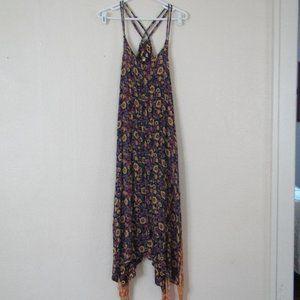 Billabong Boho Beach Dress, M